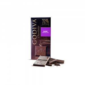 72% Dark Chocolate Tablet