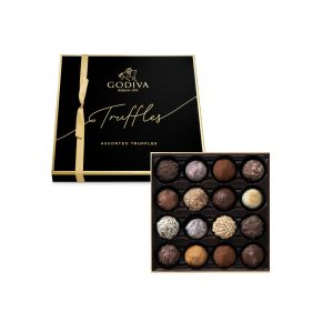 Signature Chocolate Truffles Collection 16pcs